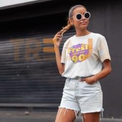 Fresh Since the 90s Birthday Shirt by Treaja