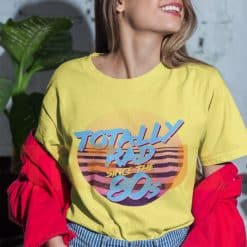 Totally Rad Since the 80s by Treaja