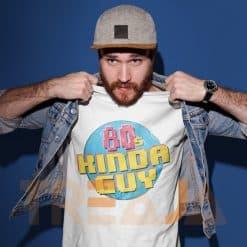 80s Kinda Guy T-Shirt by Treaja