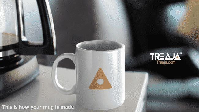 Made in 1965 Birthday Mug by Treaja