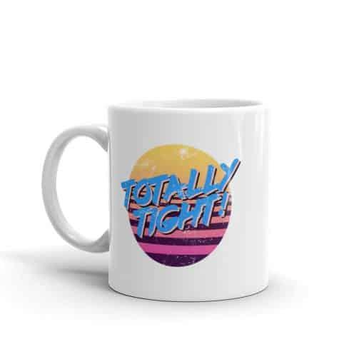Totally Tight 80s Style Mug by Treaja®