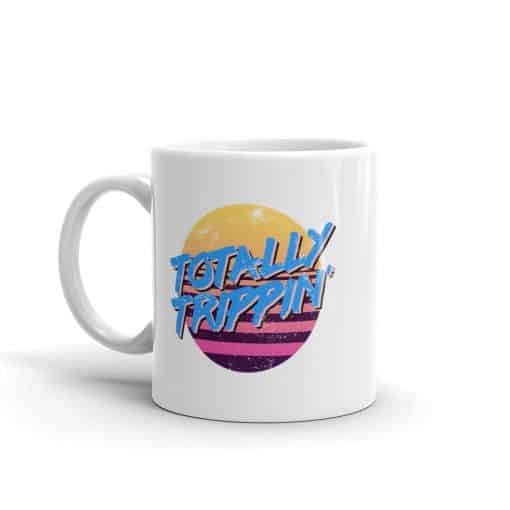 Totally Trippin' 80s Style Mug by Treaja®