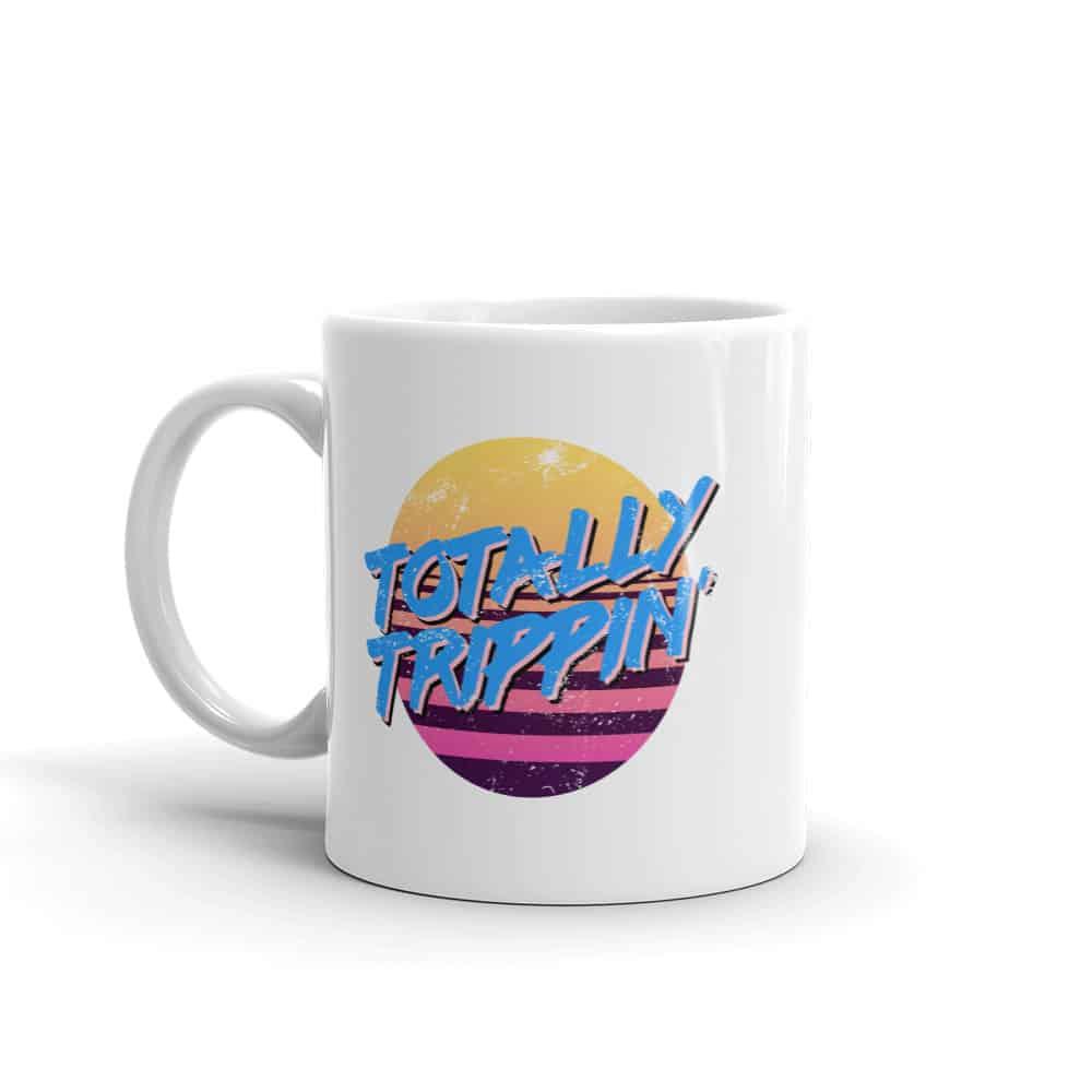 Totally Trippin' 80s Style Mug by Treaja®