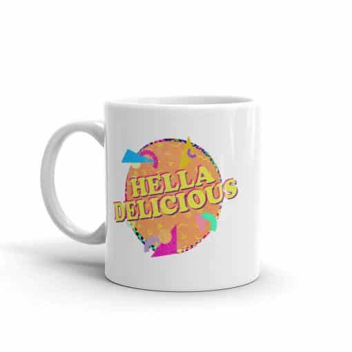 Hella Delicious Mug by Treaja®