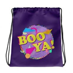 Boo-Ya Drawstring Bag Retro 90s Style by Treaja®