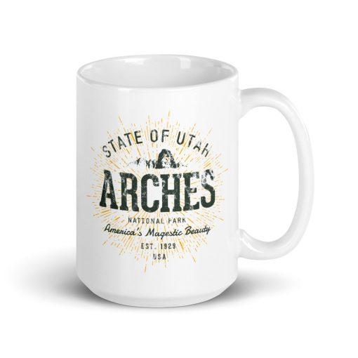 Arches National Park Mug by Treaja®