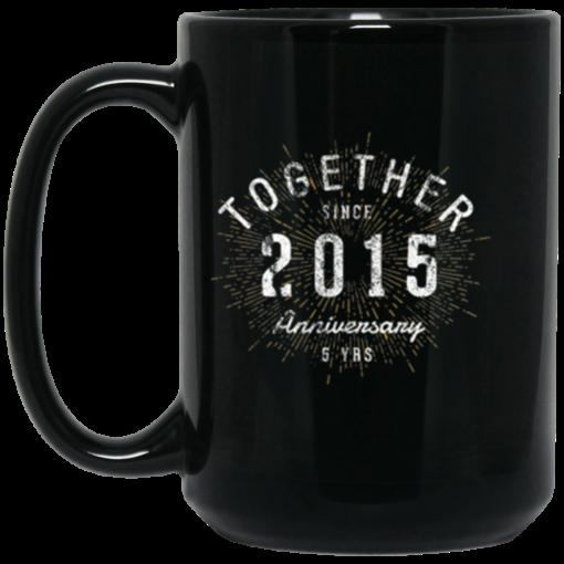 5th Anniversary Mug Treaja®