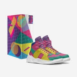 Treaja Hella Cool 90s Style Unisex Shoes
