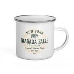 Niagara Falls State Park Camper Mug by Treaja®