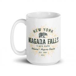 Retro Niagara Falls Mug by Treaja®